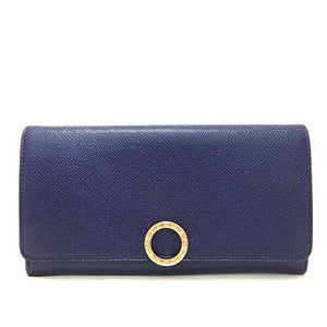 BULGARI Leather Bifold Wallet - Luxury Cheaper