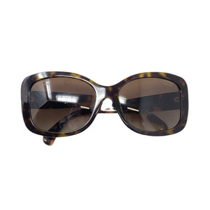 Chanel CC Brown Sunglasses - Luxury Cheaper