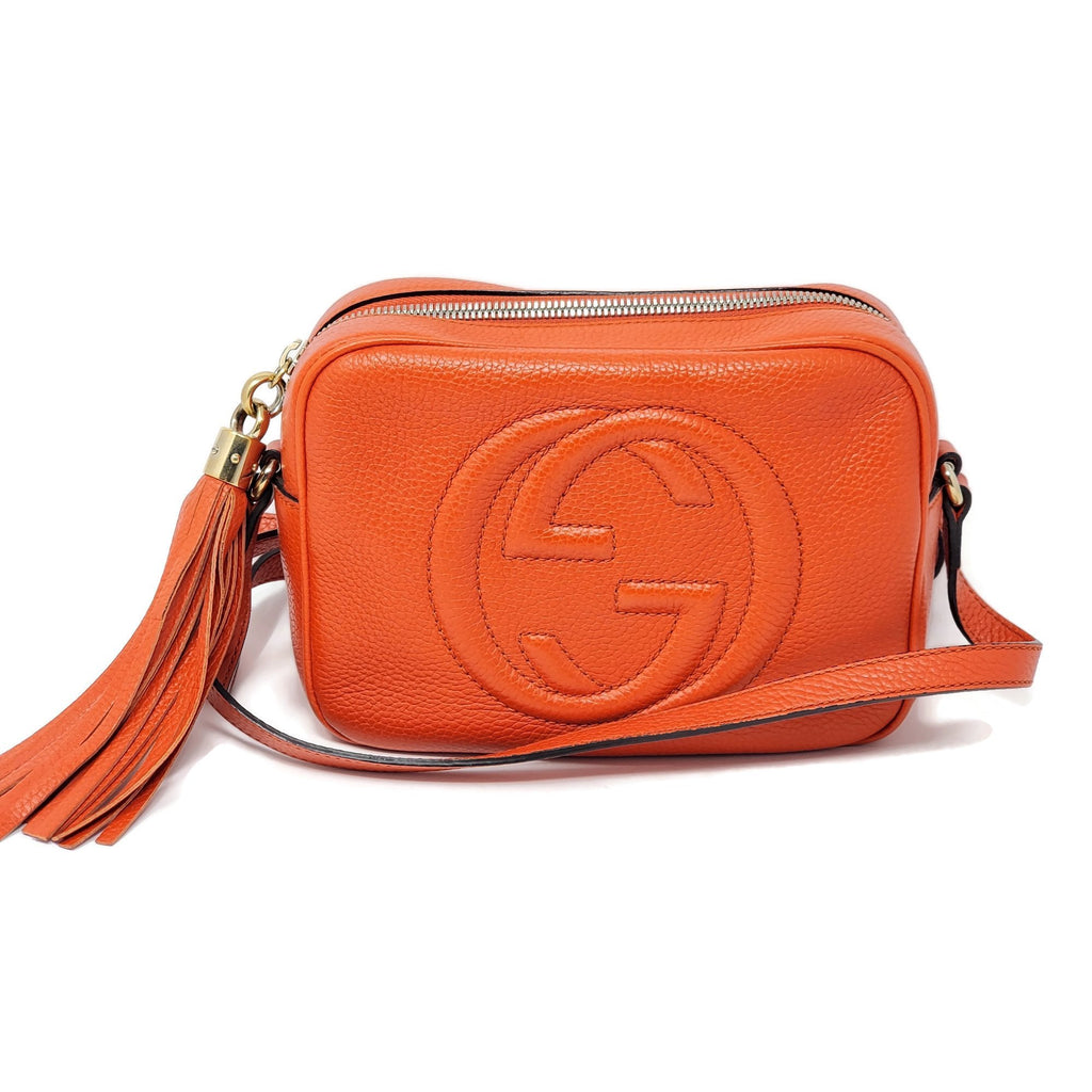 Gucci Disco Camera Cross body Bag.