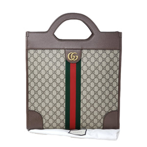Gucci GG Ophidia Large Tote Hand Bag Brand New.
