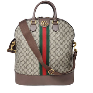 Gucci GG Supreme Ophidia Tote Large Shoulder Bag - Luxury Cheaper
