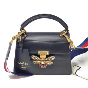 Gucci Queen Margaret Small Top Handle Handbag and Crossbody Bag - Luxury Cheaper