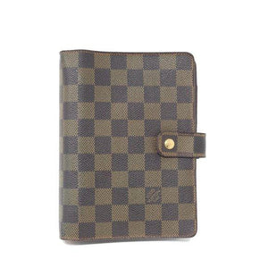 Louis Vuitton Agenda MM Damier Ebene Cover - Luxury Cheaper