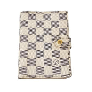 Louis Vuitton Agenda Pm Damier Azur - Luxury Cheaper
