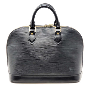 Louis Vuitton Alma PM Epi Leather Black Handbag - Luxury Cheaper