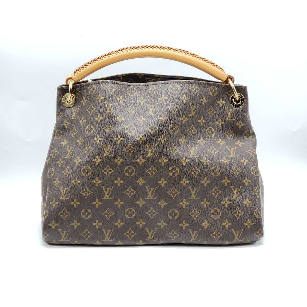 Louis Vuitton Artsy MM Monogram Shoulder Bag - Luxury Cheaper