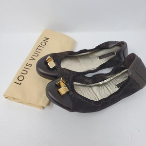 Louis Vuitton Ballerina Flat Shoes - Luxury Cheaper