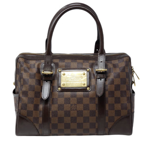 Louis Vuitton Berkeley Damier Ebene BostonBag.