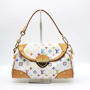 Louis Vuitton Beverly MM Multicolore Shoulder Bag - Luxury Cheaper