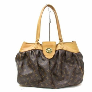 Louis Vuitton Boetie MM Monogram Tote.