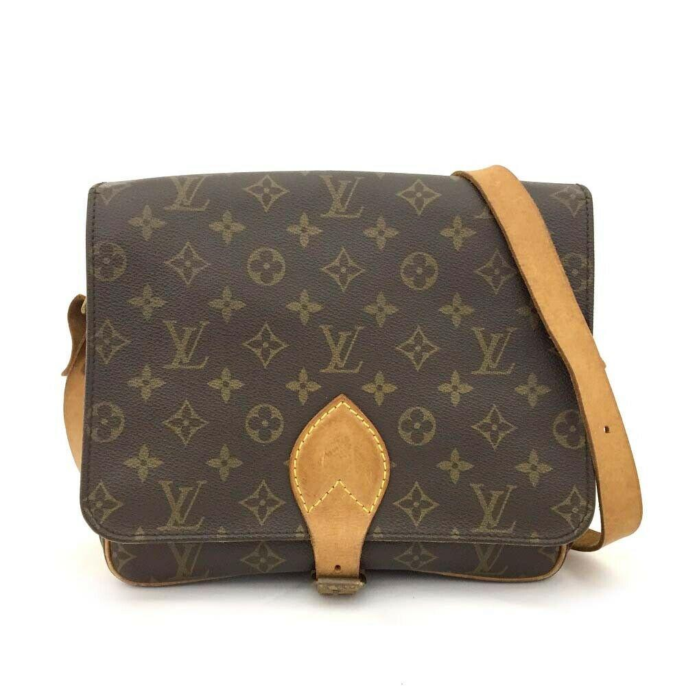 Louis Vuitton Cartouchiere GM Monogram Crossbody - Luxury Cheaper