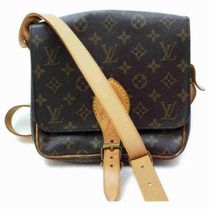 Louis Vuitton Cartouchiere PM Crossbody Bag.