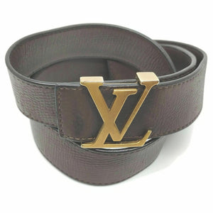 Louis Vuitton Ceinture Initiales Goldton Belt.