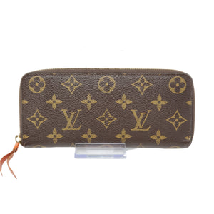Louis Vuitton Clemence Monogram Wallet.