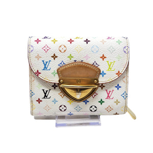 Louis Vuitton Compact Multicolor Wallet.