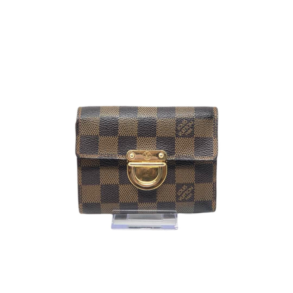 Louis Vuitton Damier Ebene Koala Wallet - Luxury Cheaper