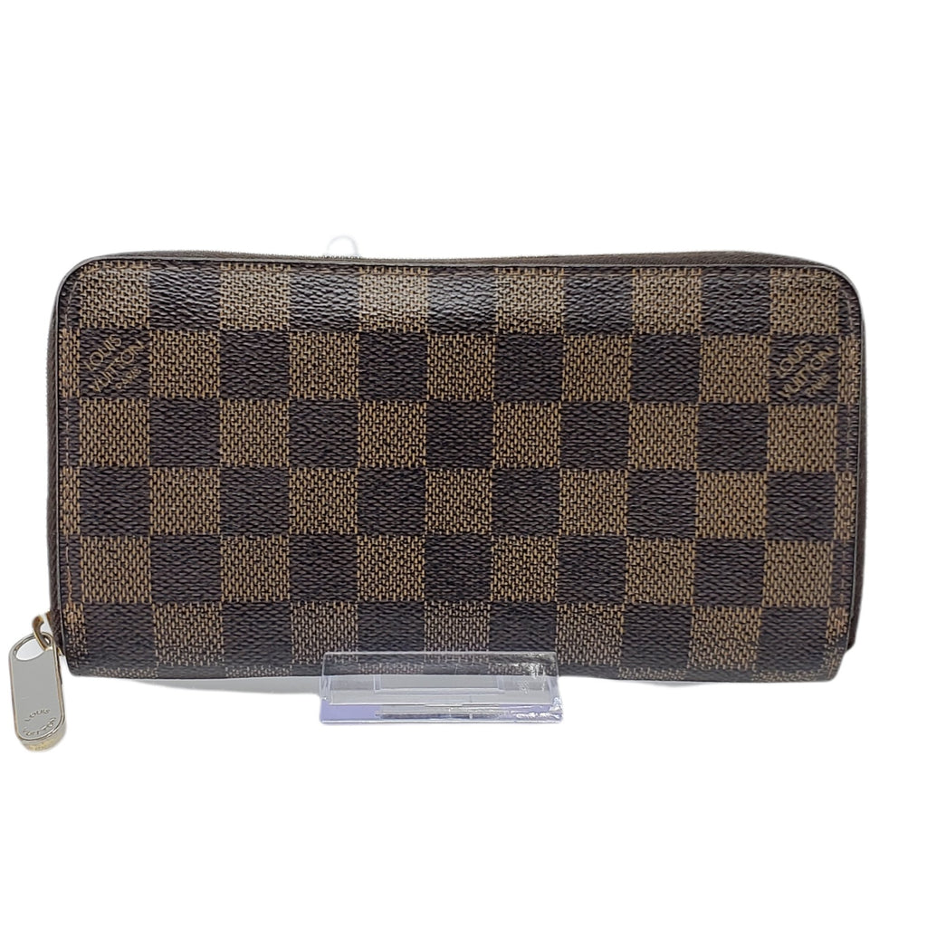 Louis Vuitton Damier Ebene Zippy Zippy Wallet - Luxury Cheaper