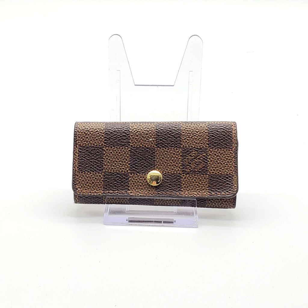 Louis Vuitton Damier Multicles 4 Ring Key Case - Luxury Cheaper