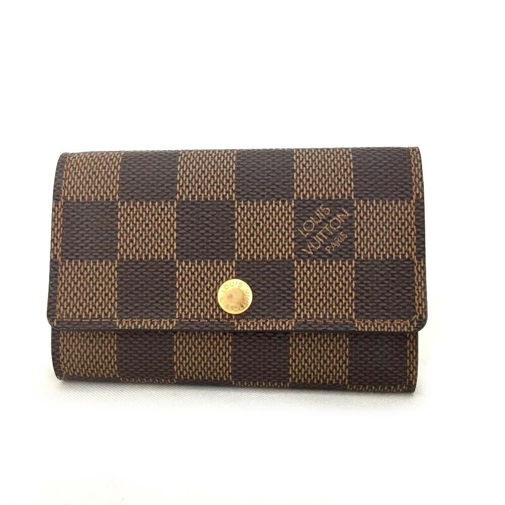 Louis Vuitton Damier Multicles 6 Ring Key Case - Luxury Cheaper
