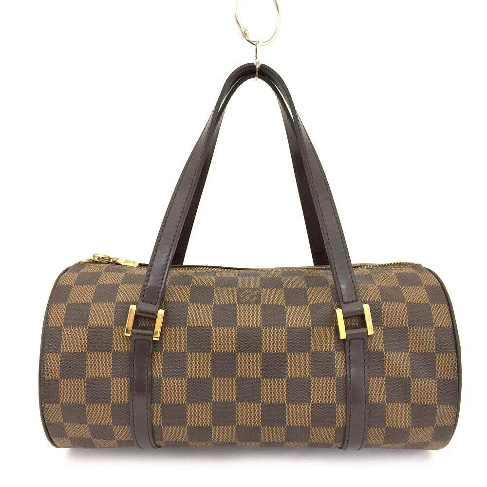 Louis Vuitton Damier Papillon Hand Bag Purse.