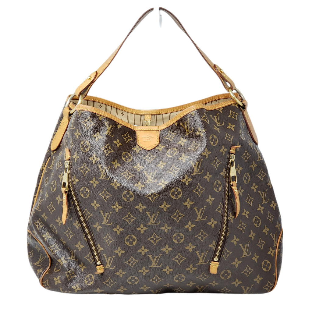 Louis Vuitton Delightful GM Monogram Shoulder Bag.
