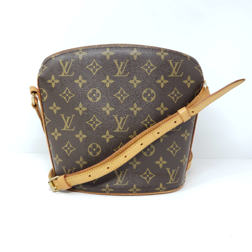 Louis Vuitton Drouot Monogram Crossbody Bag - Luxury Cheaper