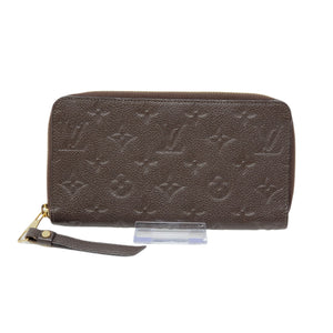 Louis Vuitton Empreinte Brown Organizer Wallet.