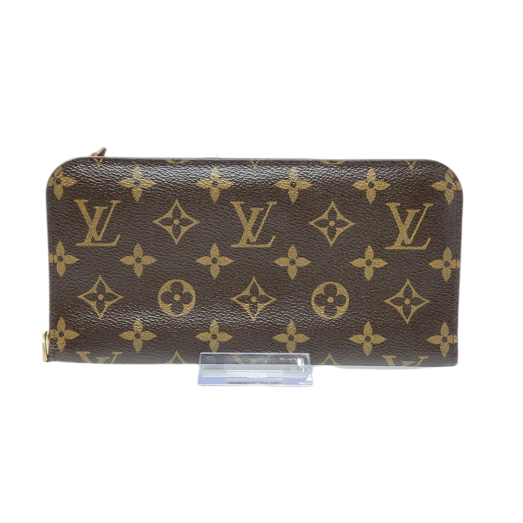 Louis Vuitton Insolite Monogram Wallet.
