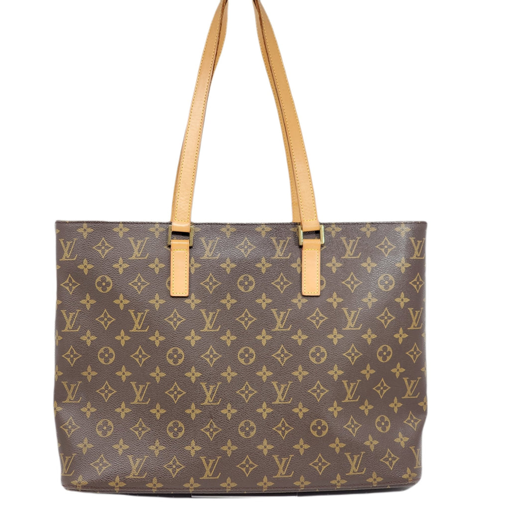 Louis Vuitton Luco Laptop/Tote/Office Bag - Luxury Cheaper