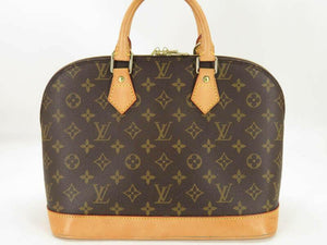LOUIS VUITTON MONOGRAM ALMA PM HAND BAG - Luxury Cheaper