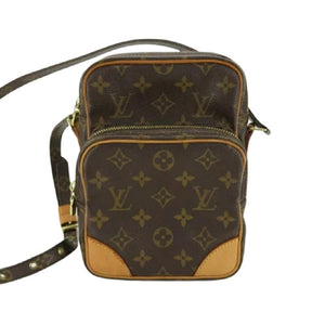LOUIS VUITTON MONOGRAM AMAZON CROSSBODY BAG - Luxury Cheaper