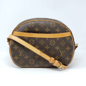 LOUIS VUITTON MONOGRAM BLOIS CROSSBODY BAG - Luxury Cheaper