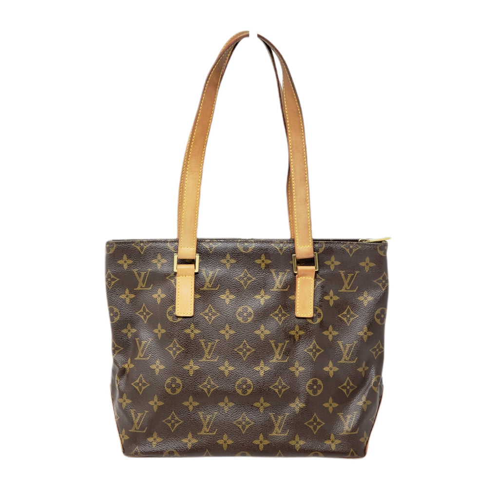 Louis Vuitton Monogram Cabas Piano Tote Bag - Luxury Cheaper