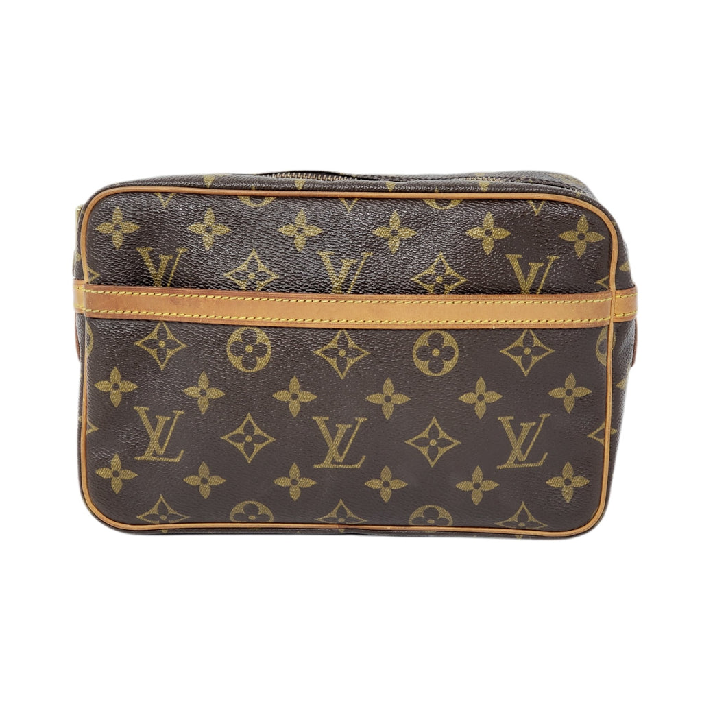 Louis Vuitton Monogram Cosmetic Bag.