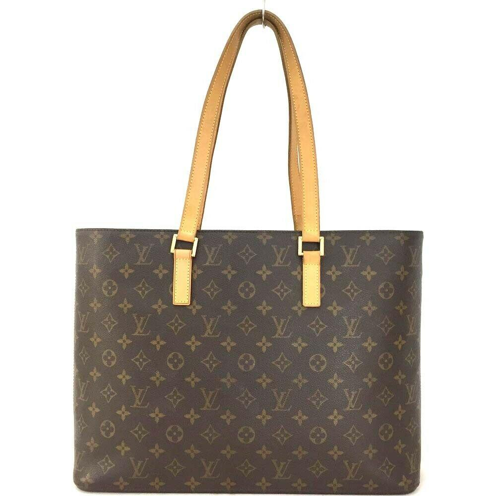 Louis Vuitton Monogram Luco Office/Laptop Tote Bag - Luxury Cheaper