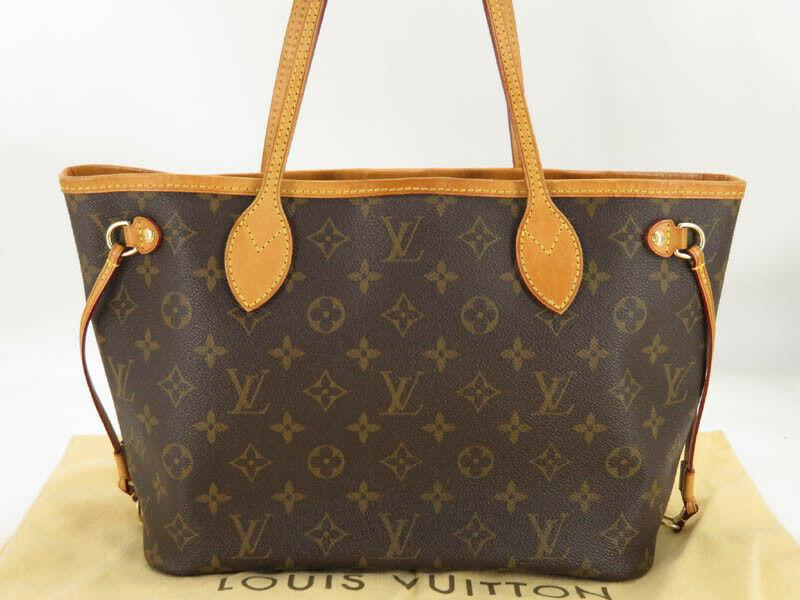 LOUIS VUITTON MONOGRAM NEVERFULL PM TOTE BAG - Luxury Cheaper