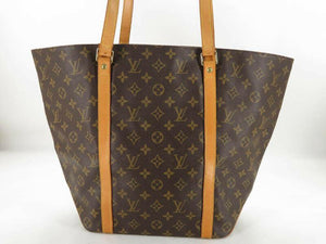 LOUIS VUITTON MONOGRAM SAC SHOPPING TOTE BAG - Luxury Cheaper
