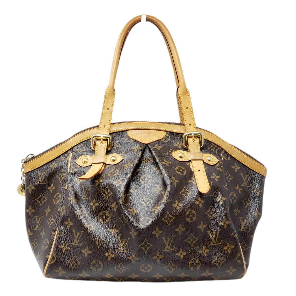 Louis Vuitton Monogram Tivoli GM Shoulder Bag - Luxury Cheaper
