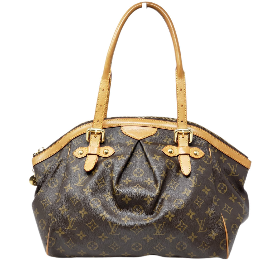 Louis Vuitton Monogram Tivoli GM Shoulder Bag.