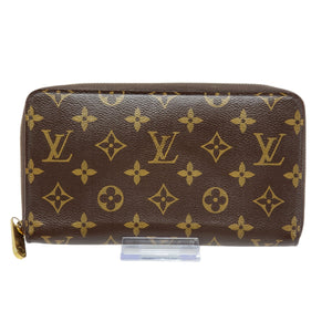 Louis Vuitton Monogram Zippy Organizer Wallet.
