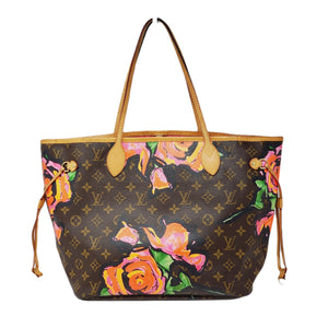 Louis Vuitton Neverfull MM Rose Limited Edition.