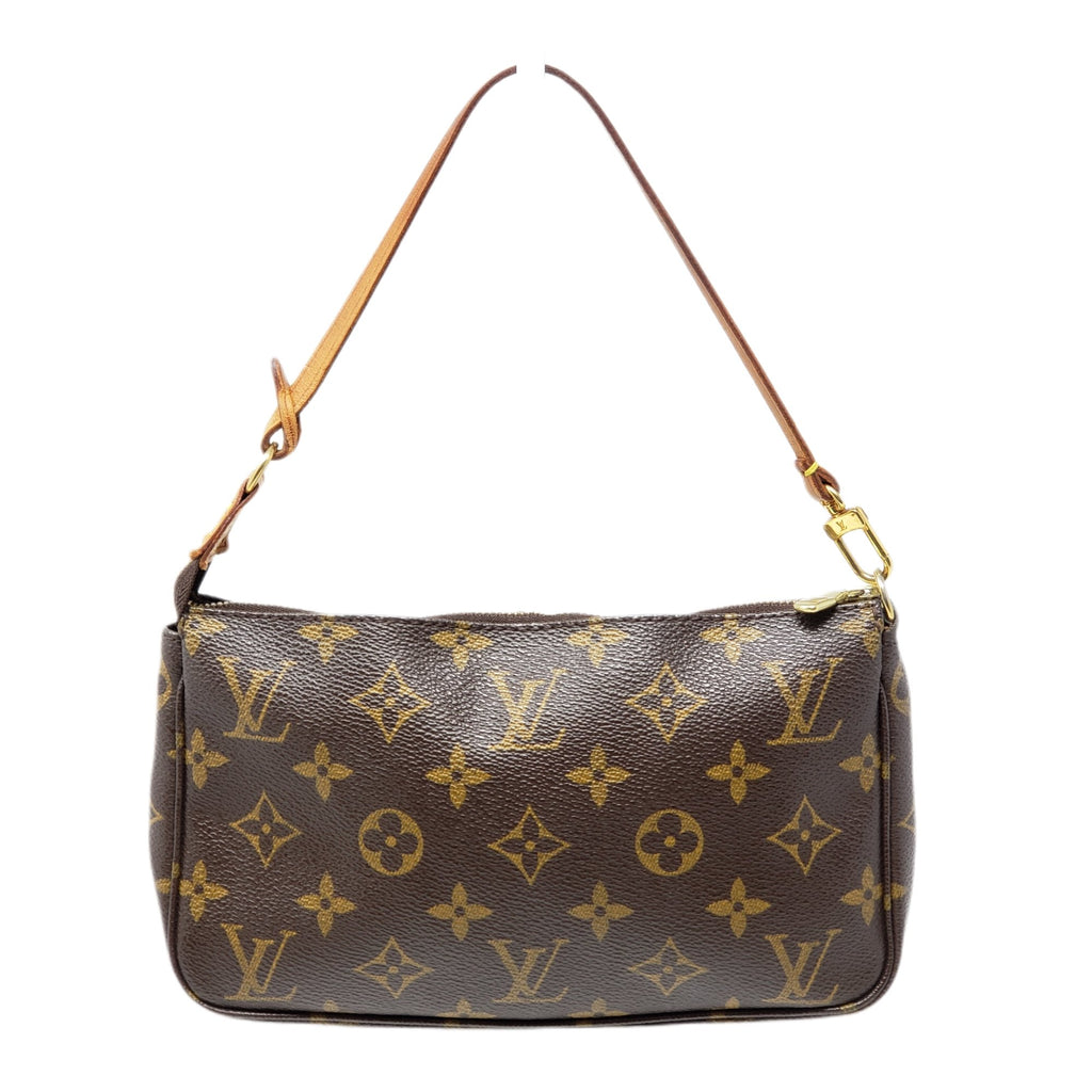 Louis Vuitton Pochette Wristlet/ Clutch Bag - Luxury Cheaper