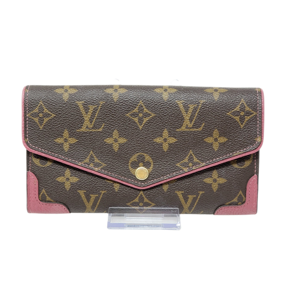 Louis Vuitton Retiro Minogram Bifold Wallet.