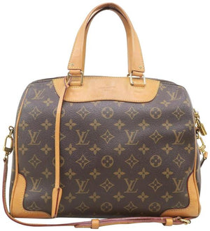 Louis Vuitton Retiro NM Monogram Satchel - Luxury Cheaper