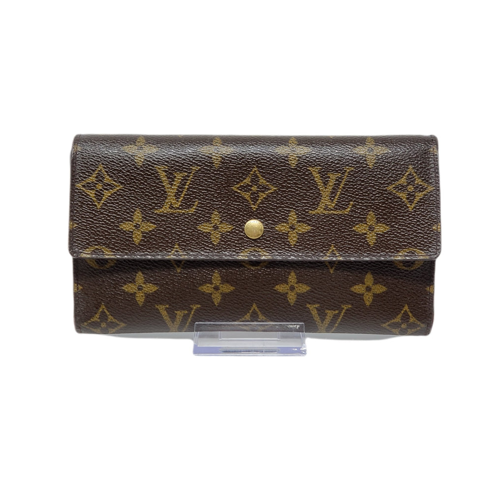 Louis Vuitton Sarah Monogram Bifold Wallet - Luxury Cheaper