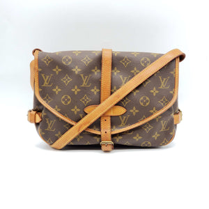 Louis Vuitton Saumur 30 Monogram Crossbody Bag - Luxury Cheaper