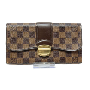 Louis Vuitton Sistina Damiee Long / Clutch Wallet - Luxury Cheaper