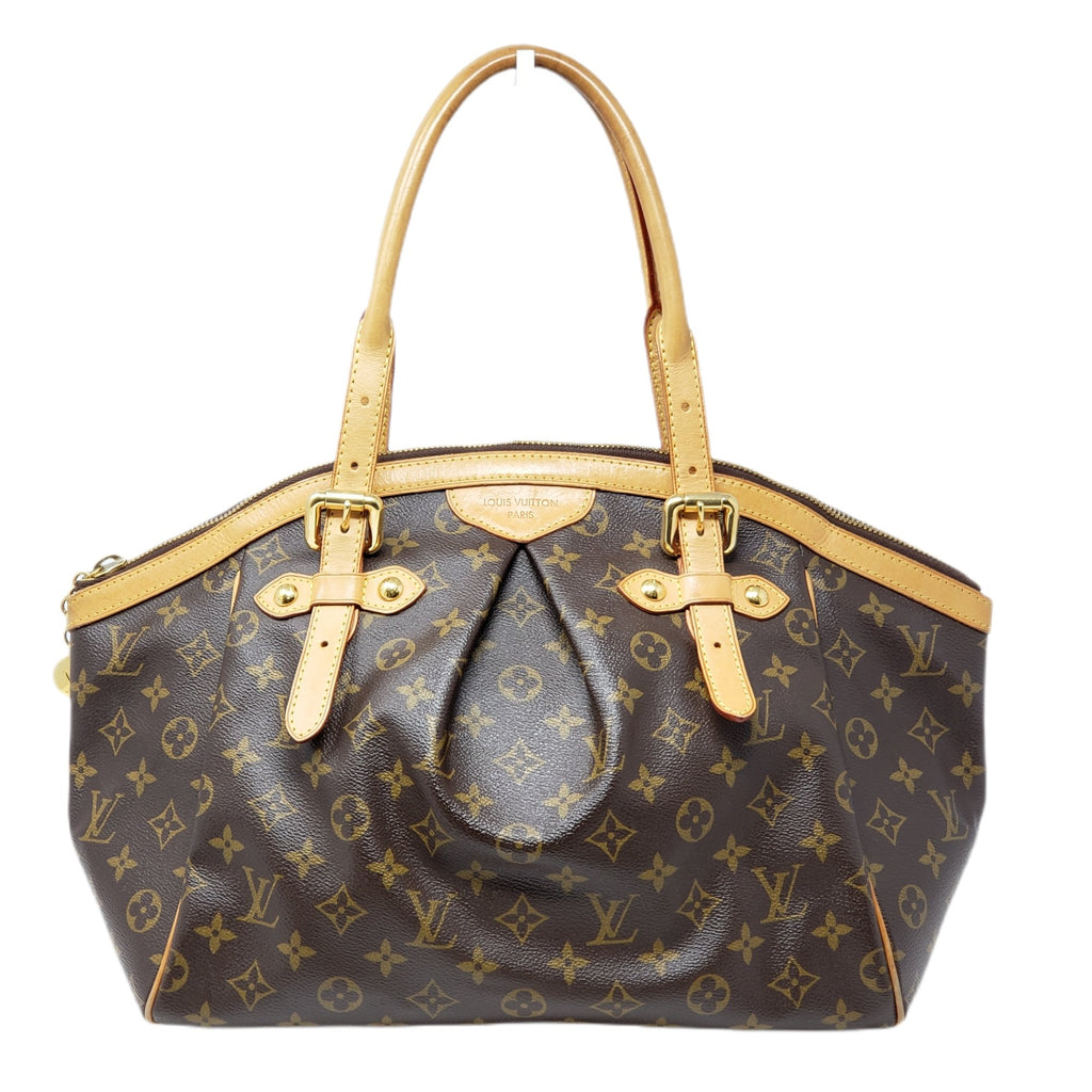 Louis Vuitton Tivoli GM Monogram Shoulder Bag.