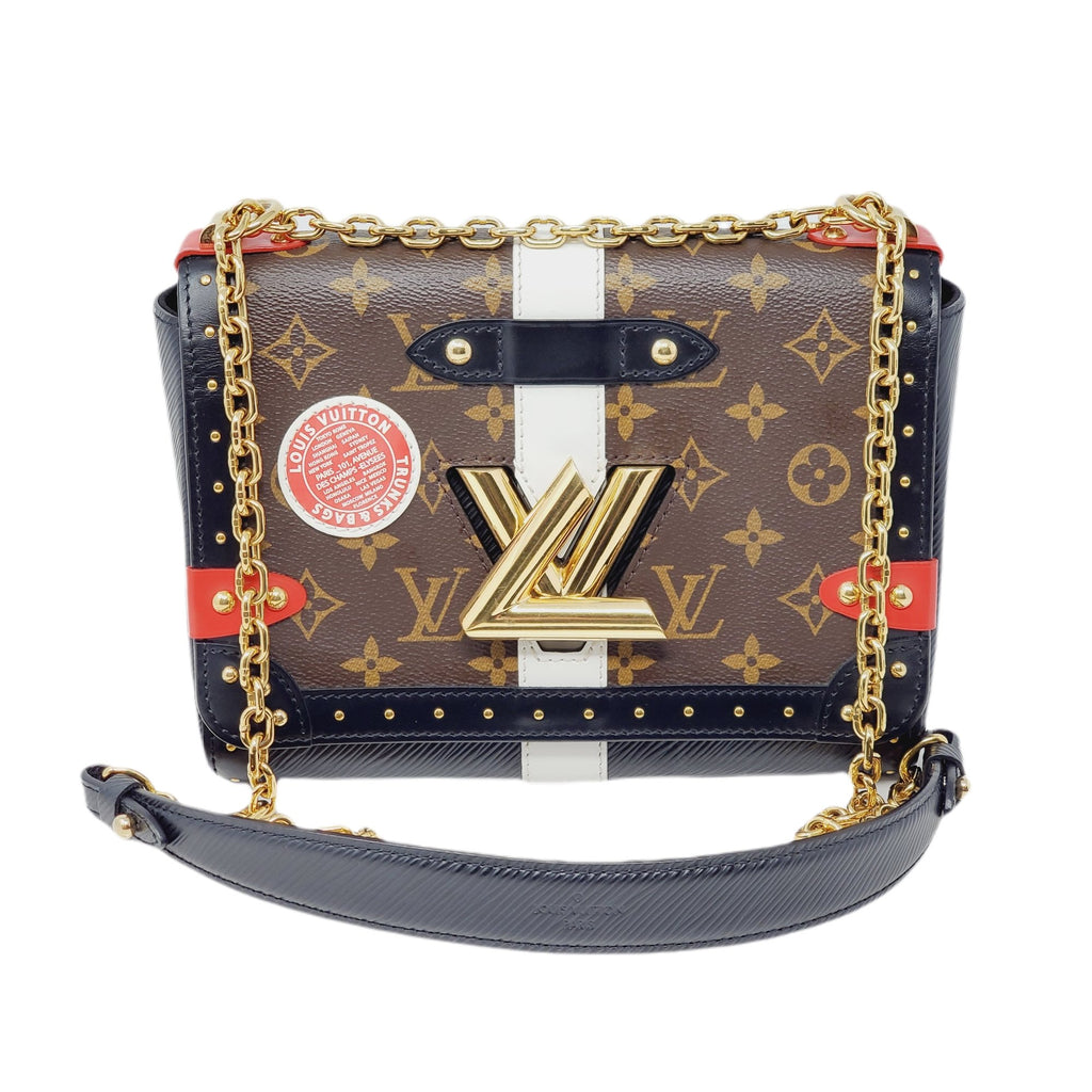 Louis Vuitton Twist MM Monogram Limited EditionBag.