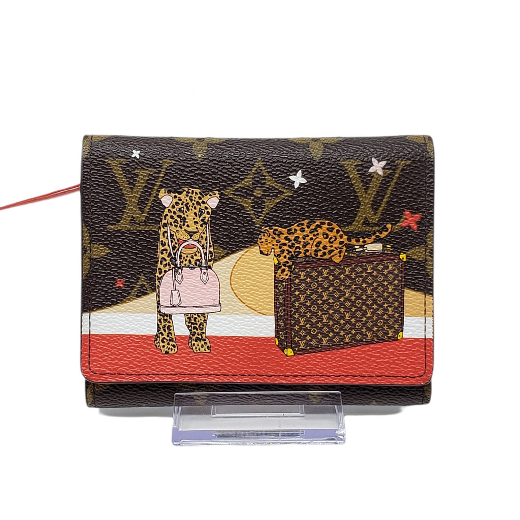 Louis Vuitton Victorine Wallet Limited Edition.